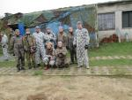 Dacii na Paintball 2014