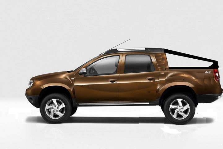 dacia duster pickup duster i f rum dacia klub. Black Bedroom Furniture Sets. Home Design Ideas
